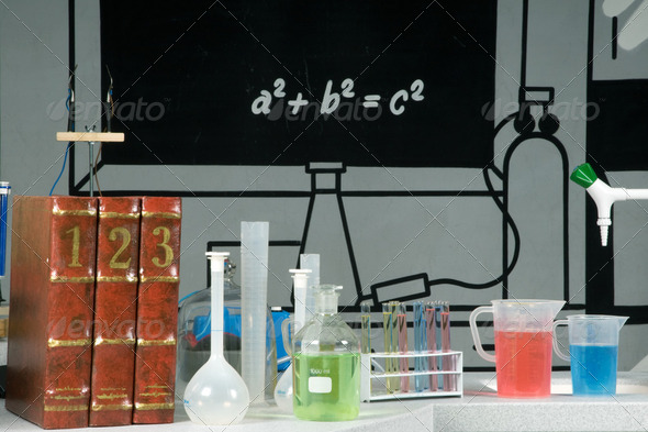 laboratory - Stock Photo - Images