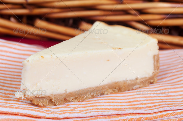 Cheesecake - Stock Photo - Images