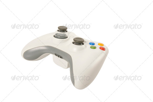 Game Pad - Stock Photo - Images