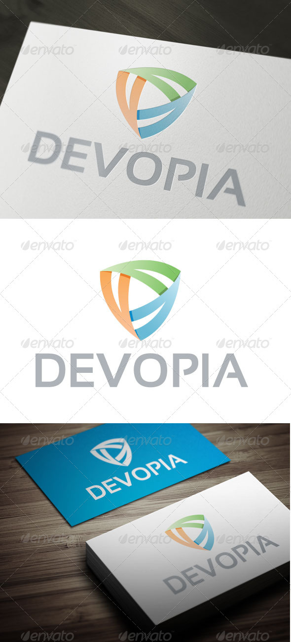 GraphicRiver Devopia 3352968