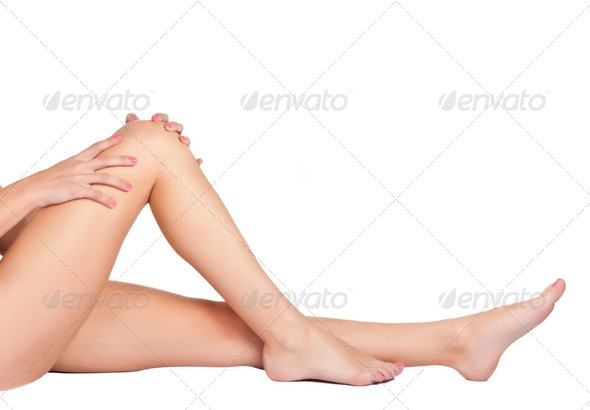 Female Legs - Stock Photo - Images