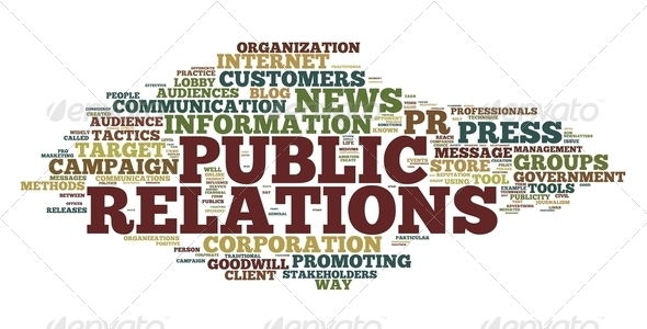 PhotoDune Public relations concept in tag cloud 2399743