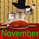 stickman - November - PhotoDune Item for Sale