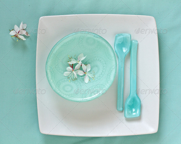 Place setting - Stock Photo - Images