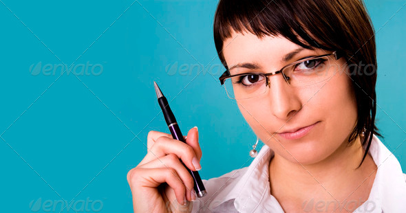 Businesswoman - Stock Photo - Images