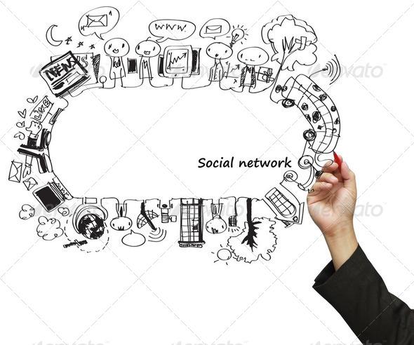 PhotoDune social network 2419727