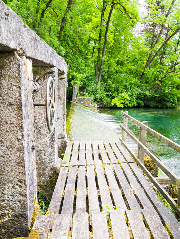 blautopf - Stock Photo - Images