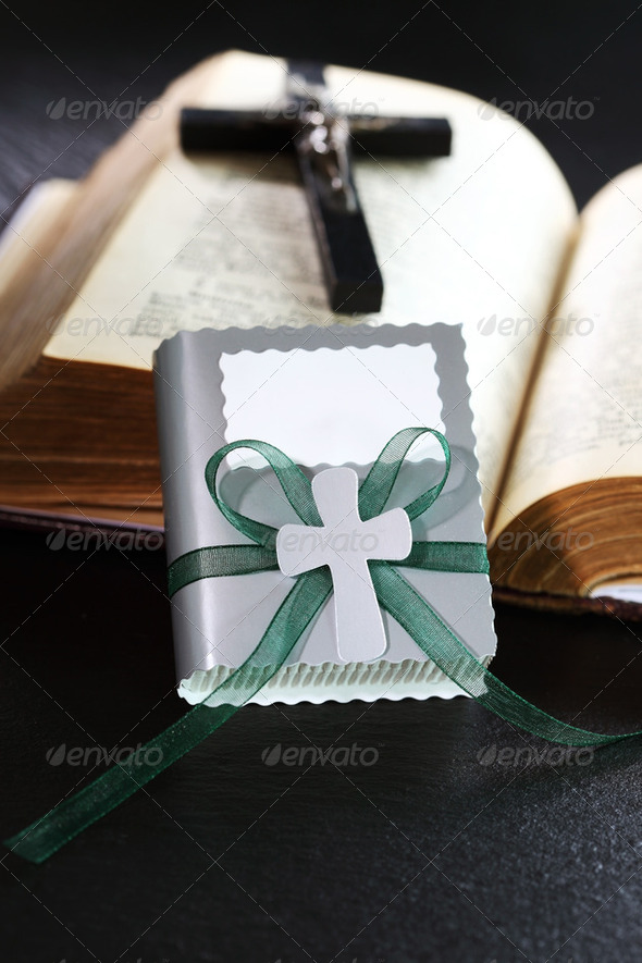 First holy communion - Stock Photo - Images