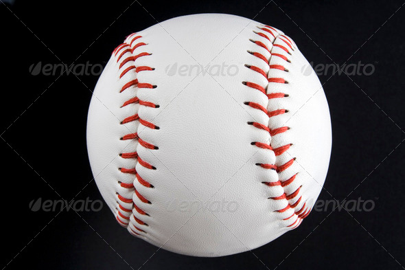 Baseball ball - Stock Photo - Images