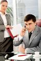 Telephone negotiations