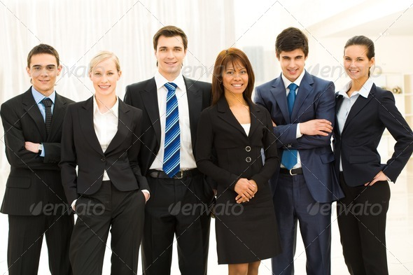 PhotoDune Business group 357883