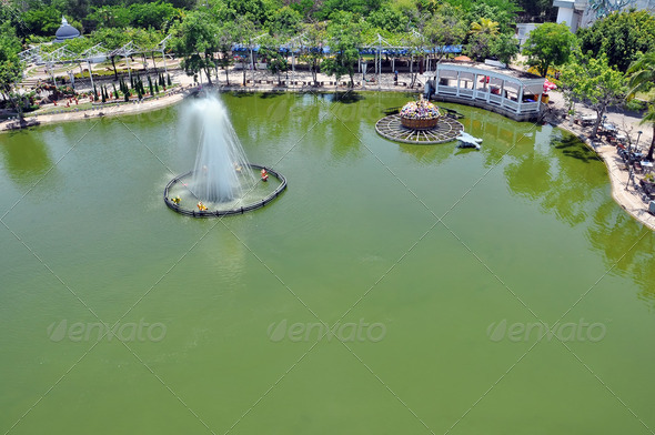 Pond - Stock Photo - Images