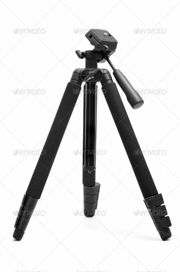 tripod - Stock Photo - Images