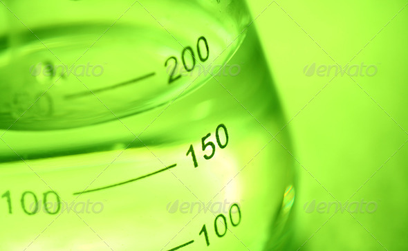 Beaker - Stock Photo - Images