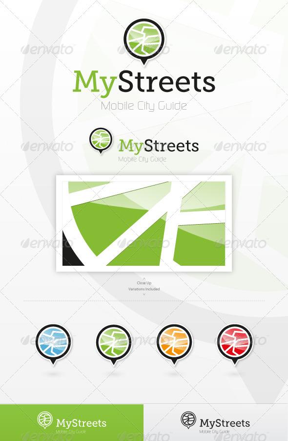 My Streets - Symbols Logo Templates