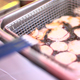 Deep Frying Potato Chips - VideoHive Item for Sale