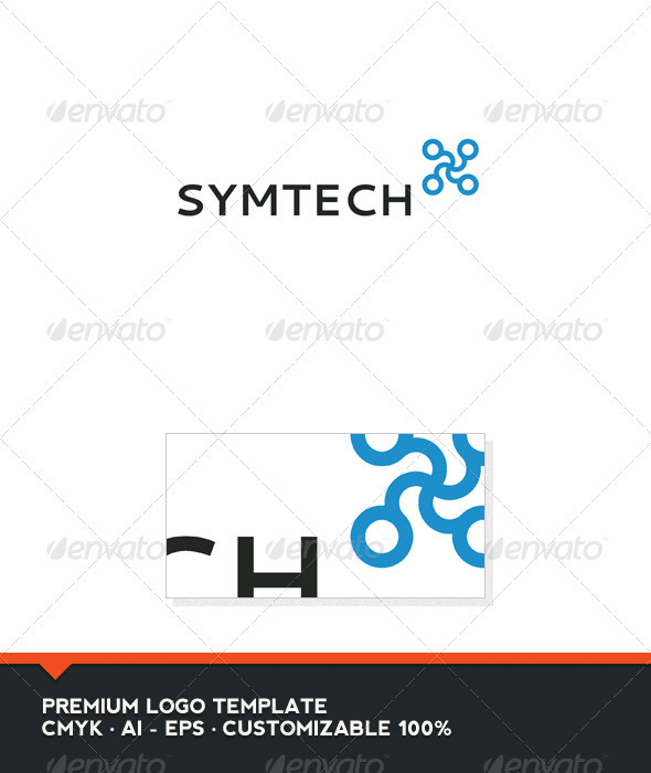 GraphicRiver Symtech Logo Template 3353983