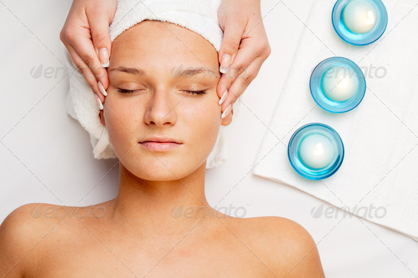 massage concept - Stock Photo - Images