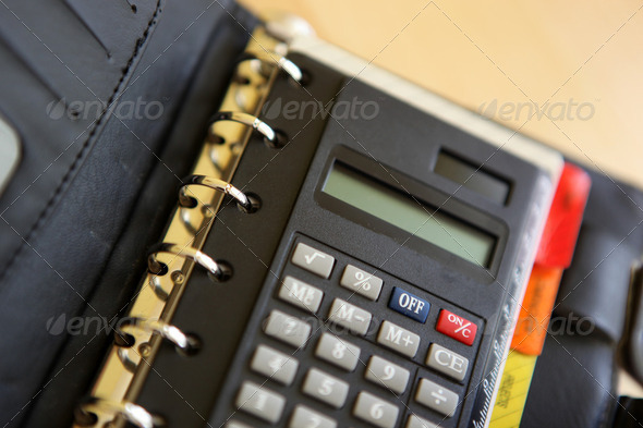 calculator - Stock Photo - Images
