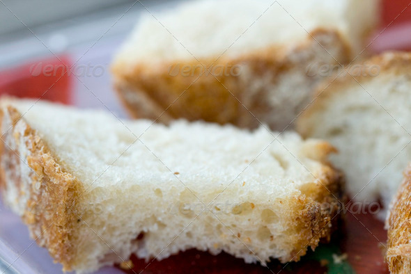 French bread - Stock Photo - Images