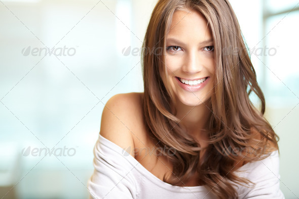 Smiling - Stock Photo - Images