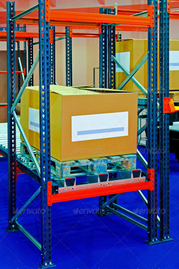 Cargo box - Stock Photo - Images