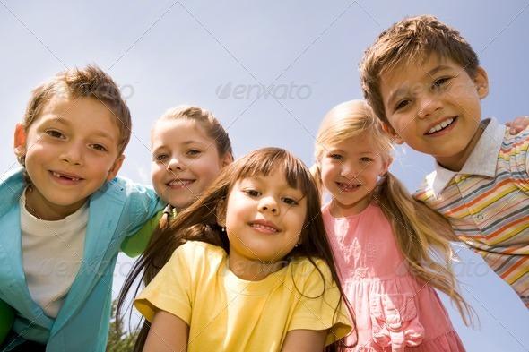PhotoDune Preschoolers 359367