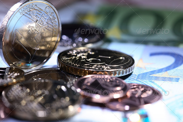 European Union Currency - Stock Photo - Images