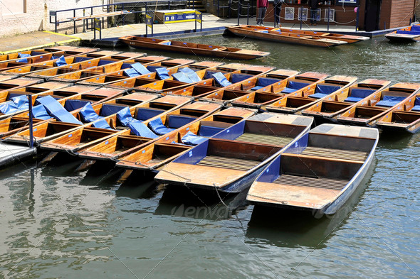 Punts - Stock Photo - Images