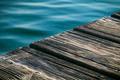 Macro shot of planks near a lake - PhotoDune Item for Sale