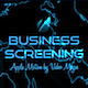 Business Screening
