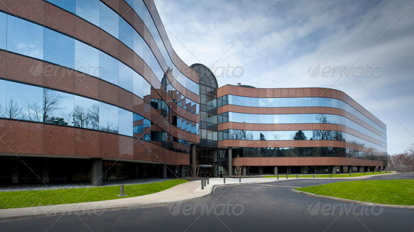 PhotoDune Office Building1 2483684