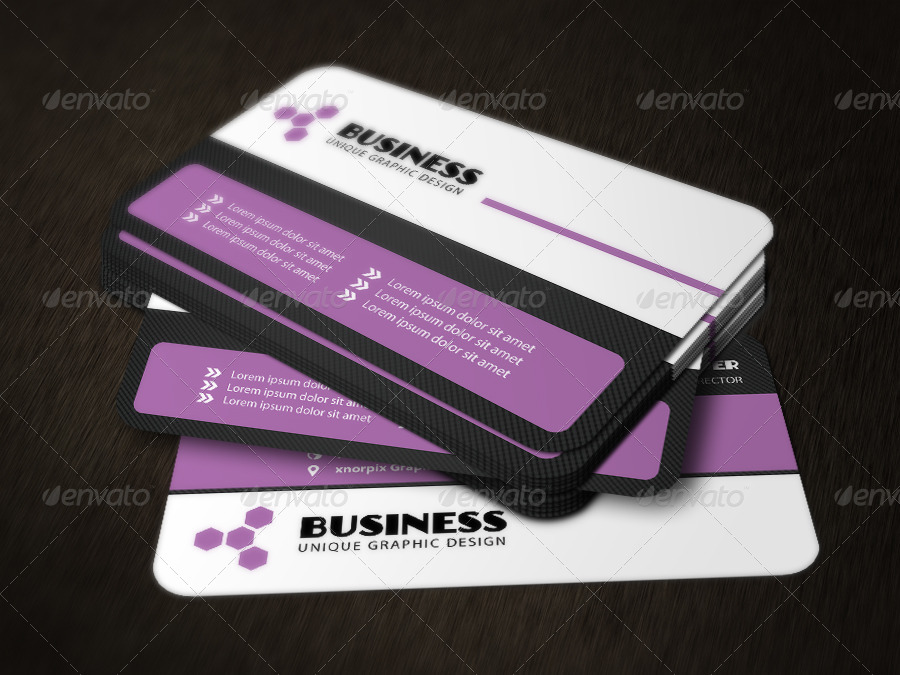 Premium Business Card by axnorpix