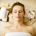 Spa Woman in Beauty Salon - PhotoDune Item for Sale