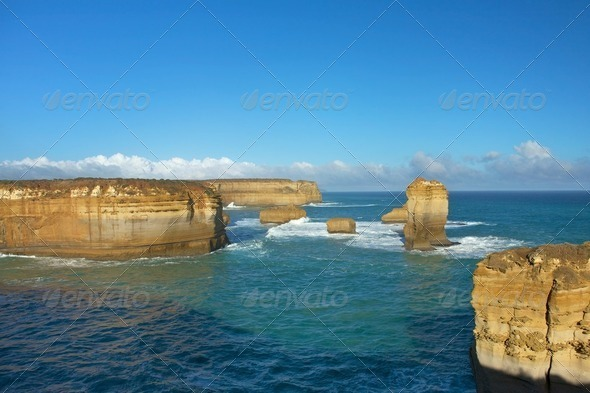 Twelve Apostles - Stock Photo - Images