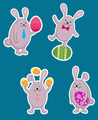 Easter rabbits - PhotoDune Item for Sale