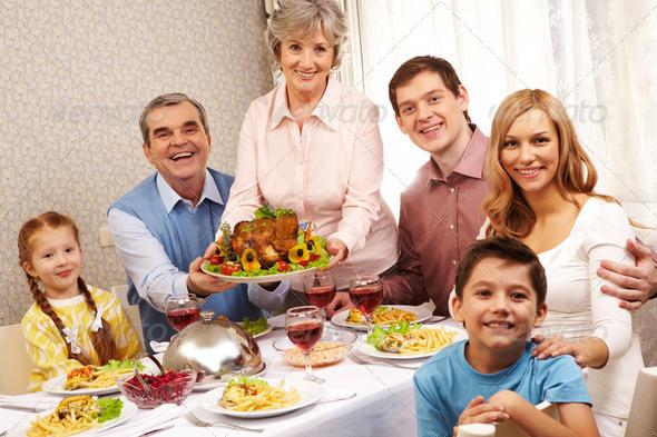 PhotoDune Thanksgiving day 359886