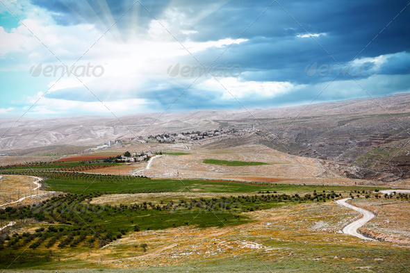 Holy Land - Stock Photo - Images