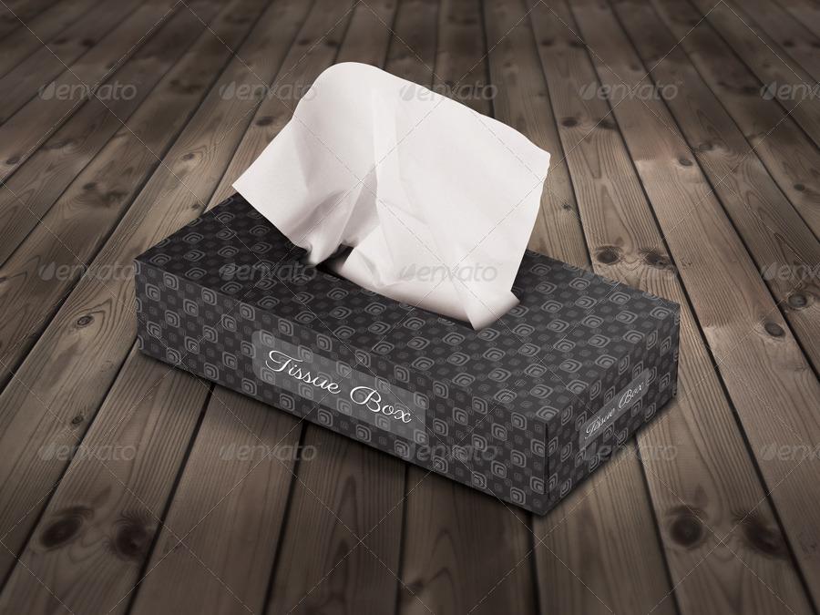 tissue box psd 2