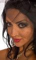 Beautiful Woman Wearing a Black Veil  - PhotoDune Item for Sale