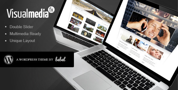 VisualMedia Special FX Wordpress Theme - Blog / Magazine WordPress
