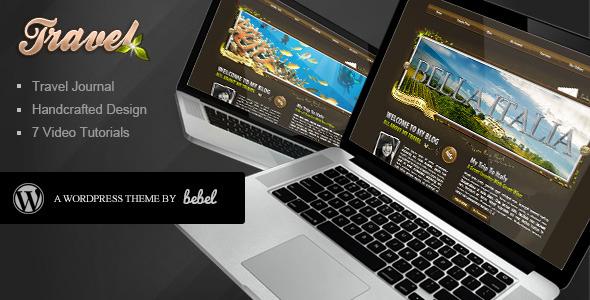 World Traveler Wordpress
