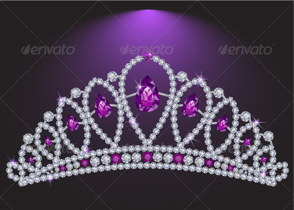GraphicRiver Princess tiara 3355818