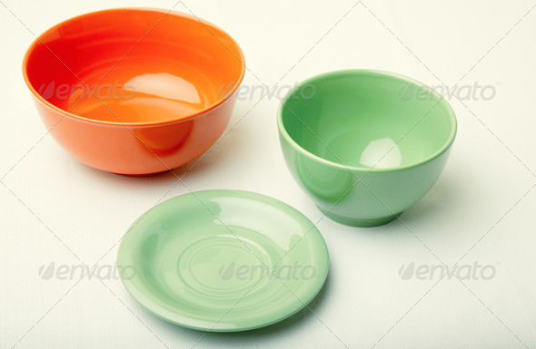 Dishware - Stock Photo - Images