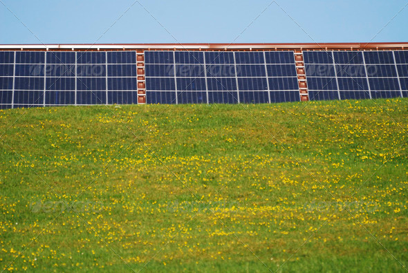 Solar Energy - Stock Photo - Images