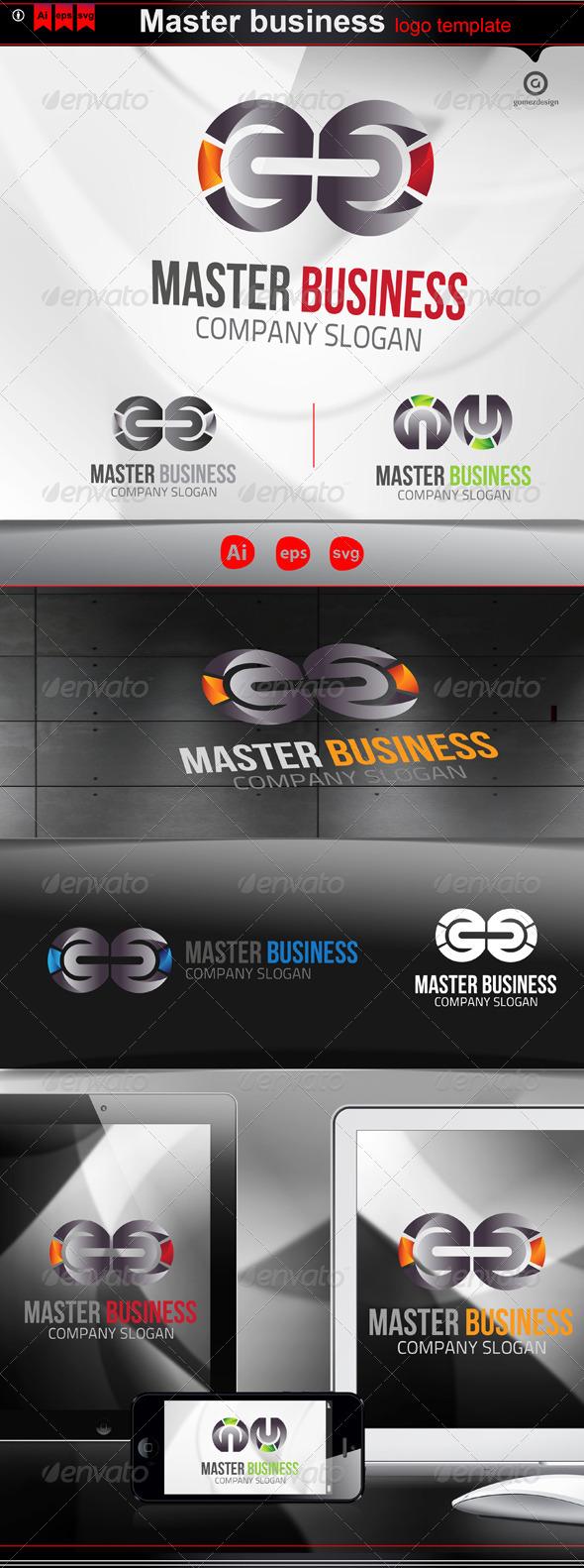 GraphicRiver Master business 3356754