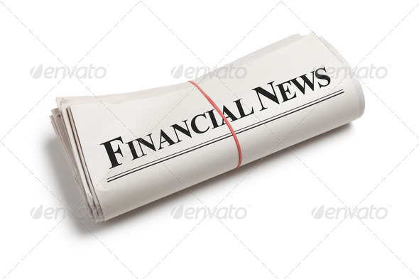 Financial News - Stock Photo - Images