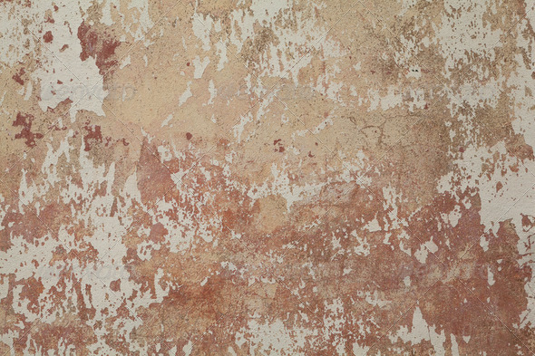 Grunge Wall - Background Texture For Graffiti - Stock Photo - Images