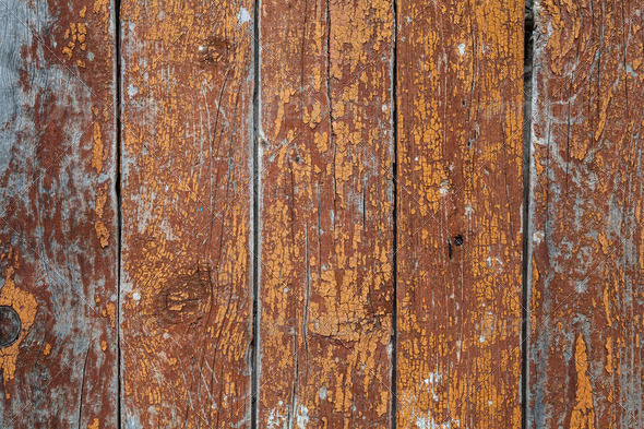 Old Wood Surface - Background Texture For Graffiti - Stock Photo - Images