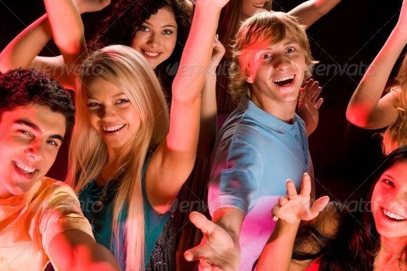 PhotoDune Party 360940